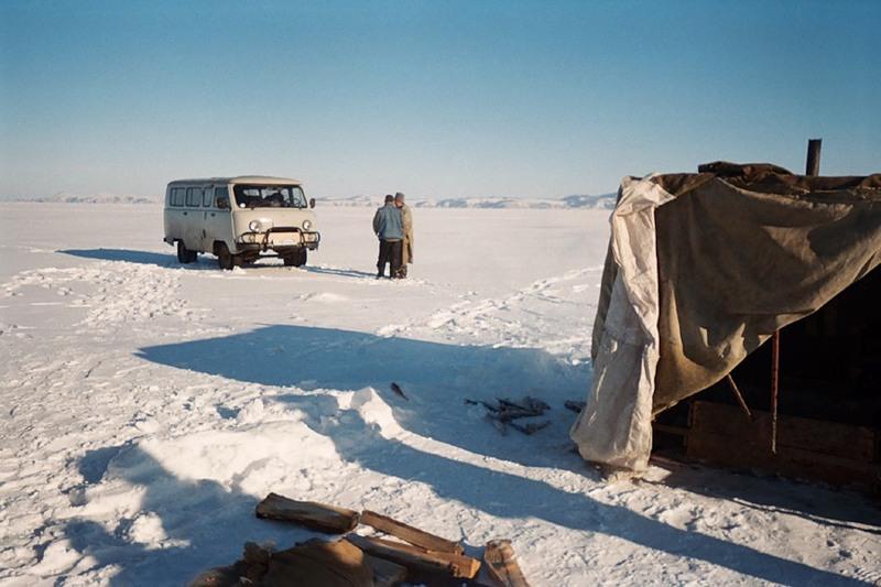 Остров Ольхон, Байкал, рыбалка