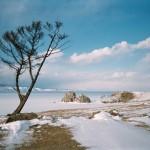 Зимний Байкал, поездка на остров Ольхон