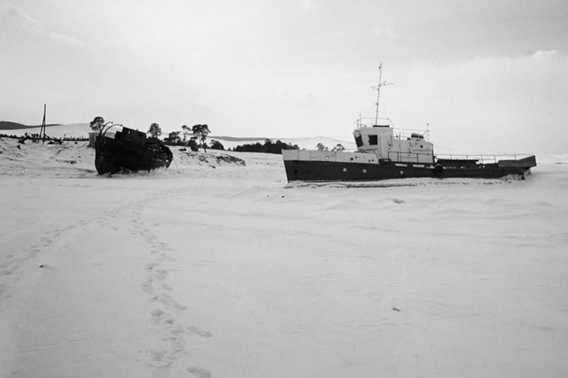 Остров Ольхон, Байкал, пос.Хужир