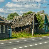 «Богатые москвичи» в Куженкино