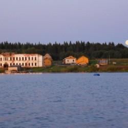 Палеостровский монастырь на Онежском озере