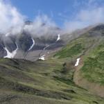 Переход через Пиначевский перевал