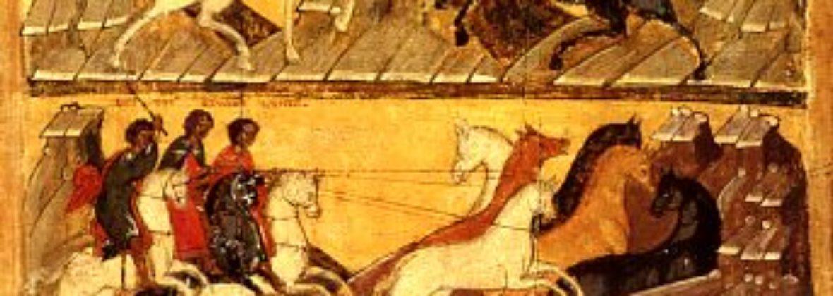 Флор и Лавр — лошадники. Конский праздник