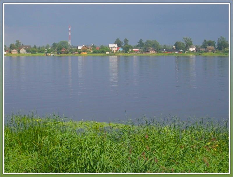 Волхов, Новая Ладога