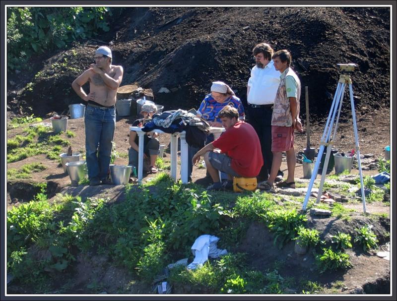 Староладожская археологическая экспедиция