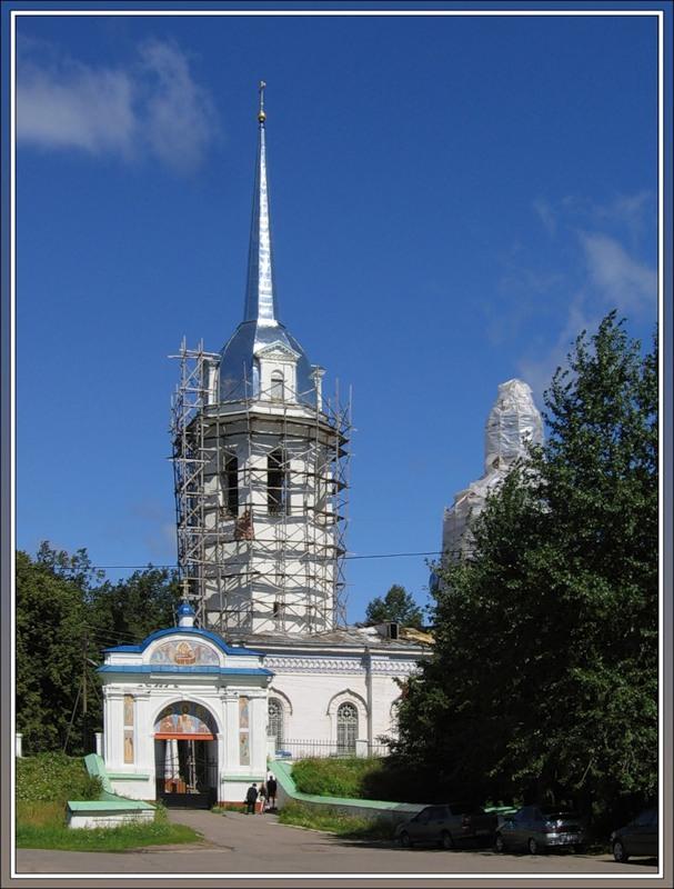 Николо-Медведский монастырь, Новая Ладога
