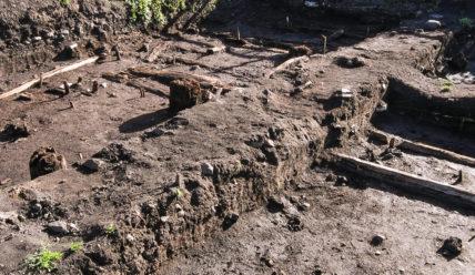 Как я работала в Староладожской археологической экспедиции