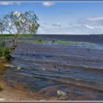 Поездка на Ладожское озеро