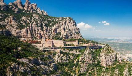 Гора Монсеррат: монастырь, Черная Мадонна и другие достопримечательности