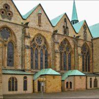 Кафедральный собор Падерборна: история и внешний вид