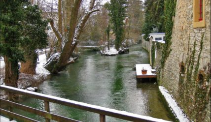 Вдоль реки Падер: от истоков до устья
