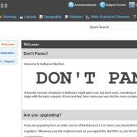 Тема Suffusion для WordPress