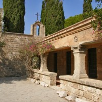 Поездка в Филеримский монастырь на Родосе