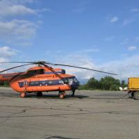 Полет на вертолете: красоты Камчатки с высоты