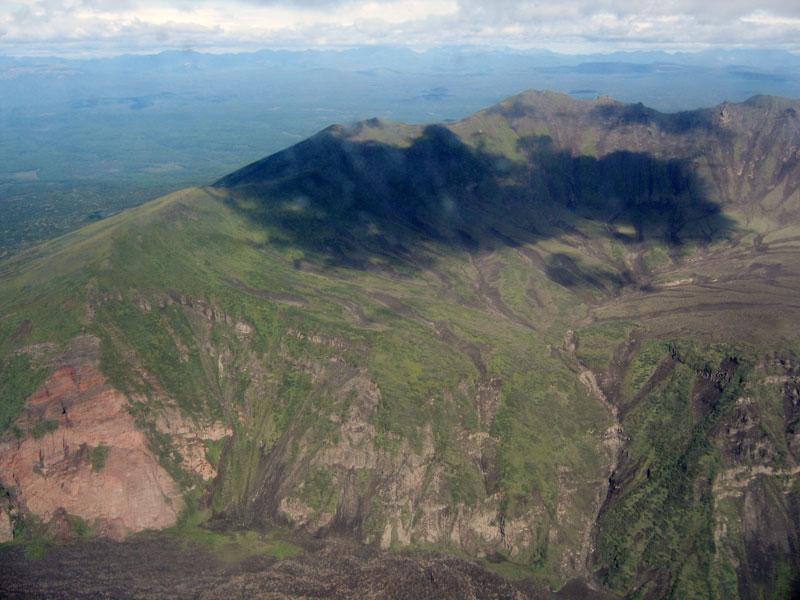 Окрестности вулкана Карымский