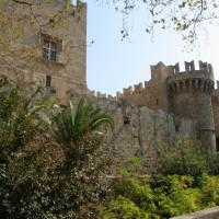 Город Родос, Родосская крепость и Родосский орден
