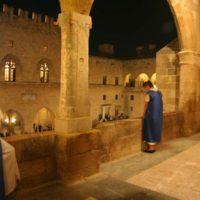 Поездка на Родосский форум
