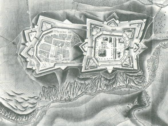 Крепость Мон-Луи