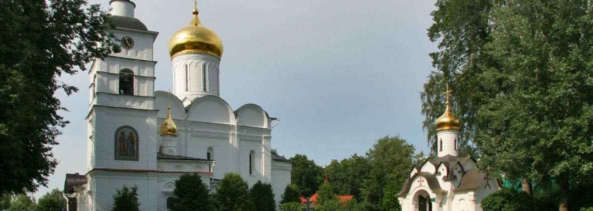 Дмитровский Борисоглебский монастырь