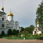 Дмитров. Борисоглебский мужской монастырь