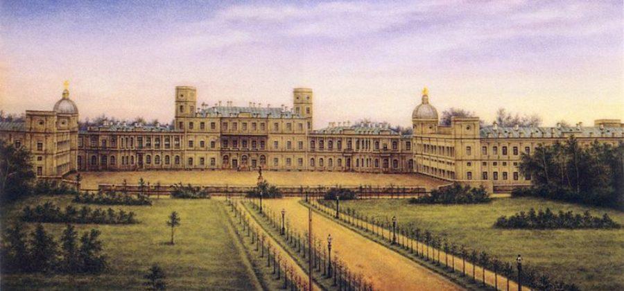 Большой Гатчинский дворец: императорская резиденция в стиле английского замка