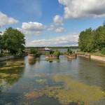 Достопримечательности города Шлиссельбург