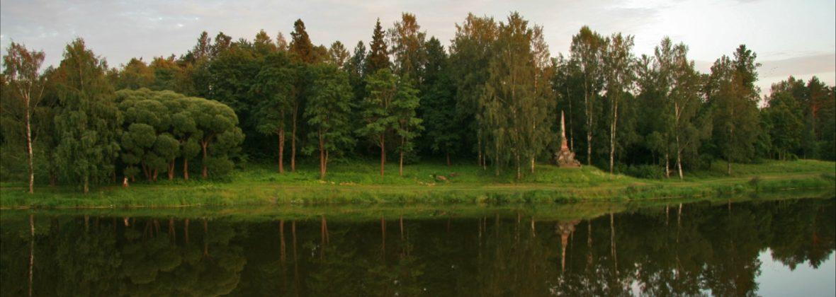 Павловск: парк Мариенталь и окрестности
