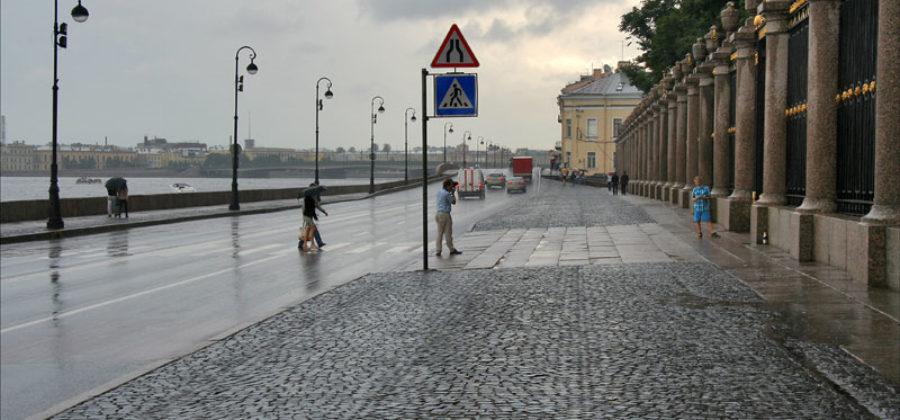 Дворец Анны Иоанновны в Летнем саду Санкт-Петербурга