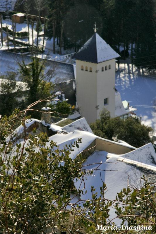 Андорра-ла-Велья, Церковь