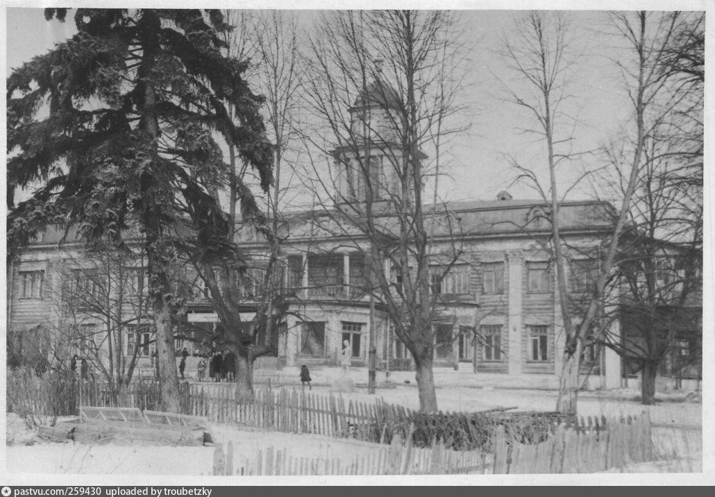Дом Германа, усадьба Виноградово