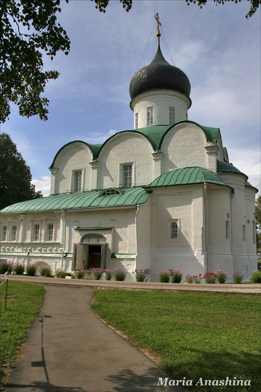 Александров, Троицкий собор