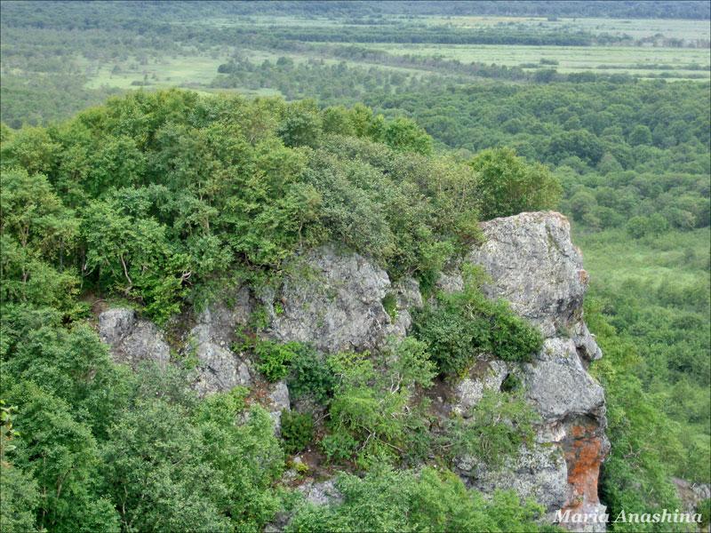 Халактырские скалы, Камчатка