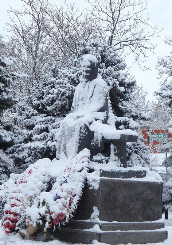 """Кубань, Тимашевск, монумент """"Мать"""""""