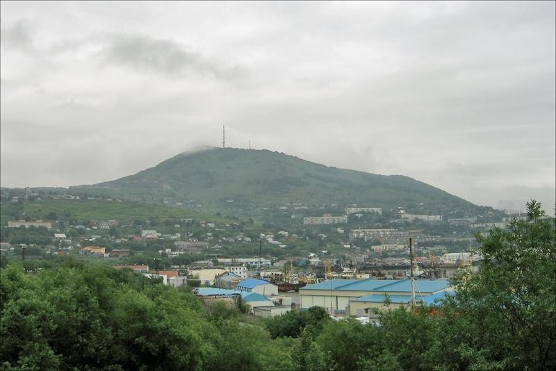Мишенная сопка, Петропавловск-Камчатский, Камчатка