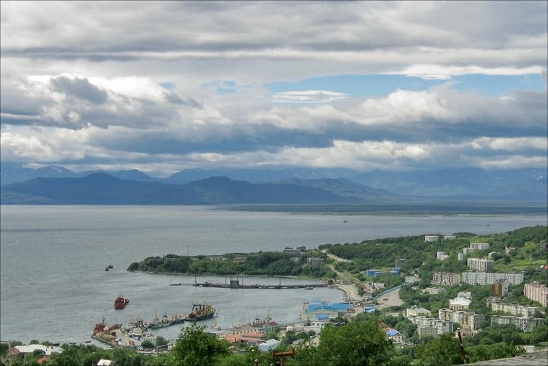 Петропавловск-Камчатский, Сероглазка, Камчатка