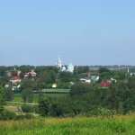 Поездка в Спасо-Влахернский монастырь в Деденево