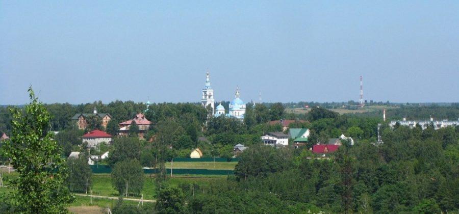 Поездка в Спасо-Влахернский монастырь в Деденево, Московская область