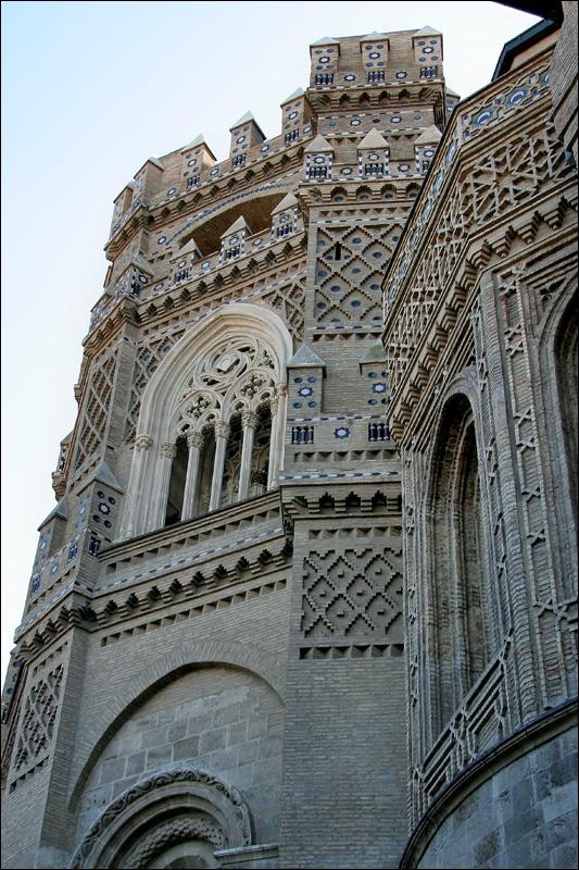 Апсиды собора Ла Сео, Сарагоса