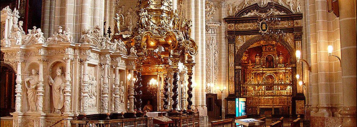 Собор Ла Сео в Сарагосе