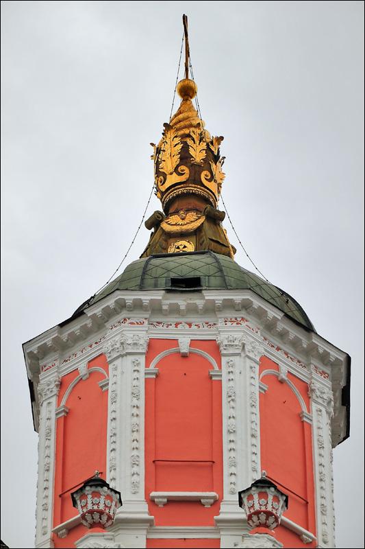 Главка Меншиковой башни