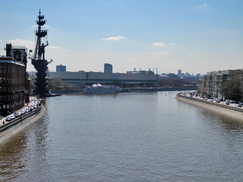 Панорама Москва-реки