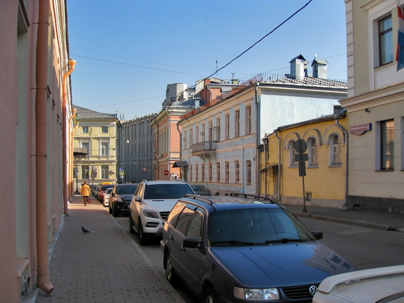 Хрущевский переулок