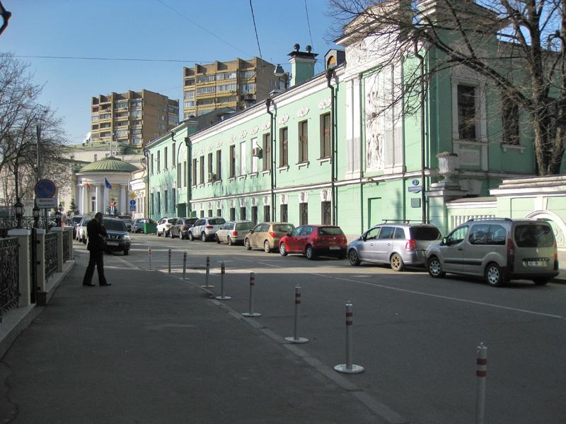 Пречистенский переулок