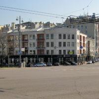 Небольшая прогулка по Пречистенке и немного булгаковской Москвы