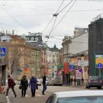 Прогулка по московским улицам и переулкам вокруг Зачатьевского монастыря