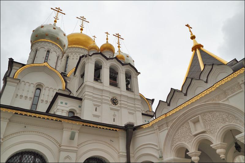 Зачатьевский монастырь, собор Рождества Пресвятой Богородицы