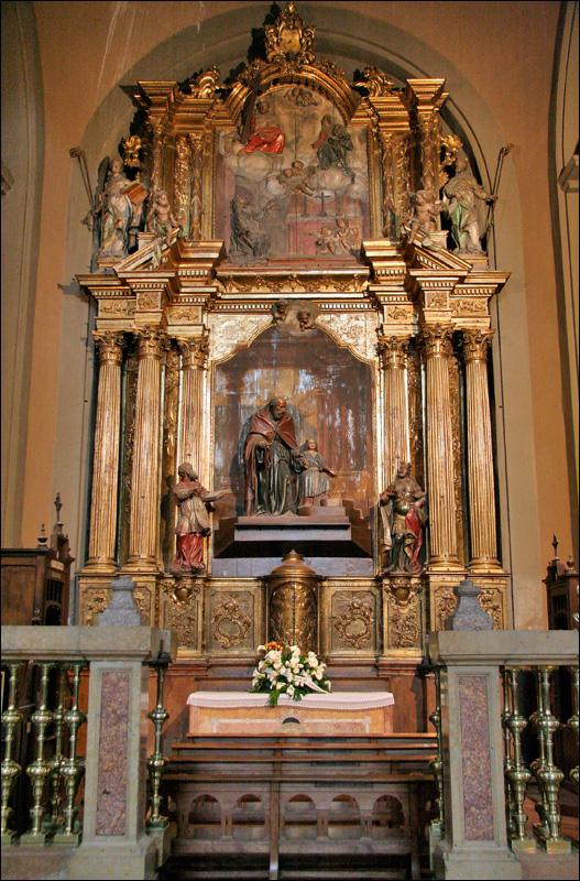 Часовня в Кафедральном соборе Богоматери Пилар