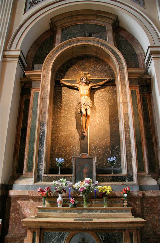 Часовня в Кафедральном соборе Богоматери Пилар, Сарагоса