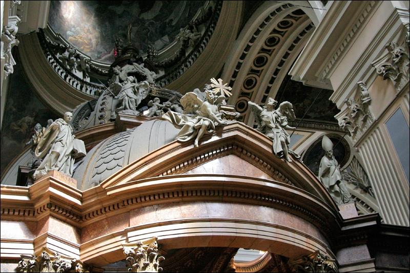 Святая Капелла в Кафедральном соборе Богоматери Пилар, Сарагоса