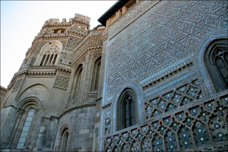Апсиды и Паррокуэта собора Ла Сео, Сарагоса